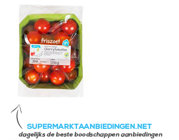 AH Cherry tomaten aanbieding