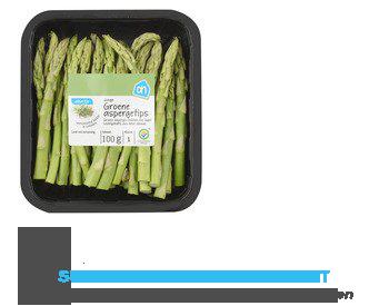 AH Groene aspergetips aanbieding