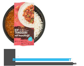 AH Kip tandoori met basmatirijst aanbieding