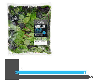 AH Mesclun salade met veldsla aanbieding