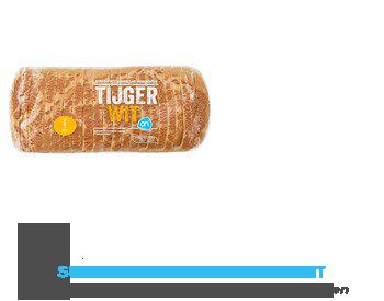 AH Tijgerbrood wit heel