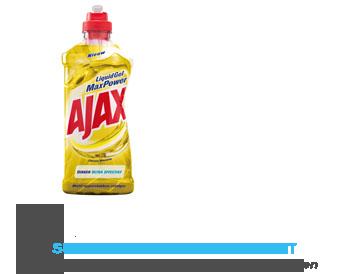 Ajax Liquid gel lemon aanbieding