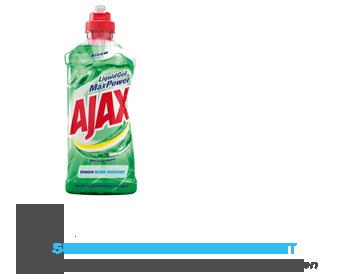 Ajax Liquid gel mint aanbieding