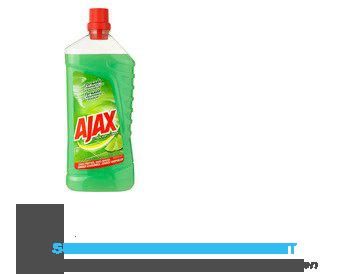 Ajax Original vloeibare reiniger limoen aanbieding