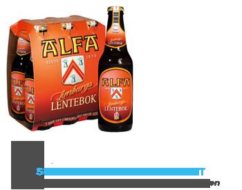Alfa Lentebok aanbieding