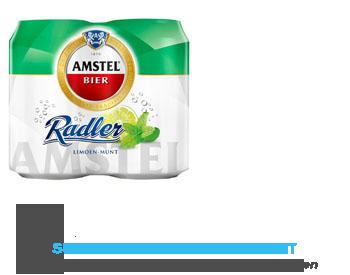 Amstel Radler limoen-munt