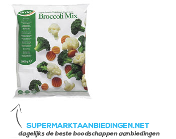 Ardo Broccoli mix aanbieding