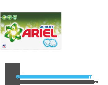 Ariel Actilift tabletten aanbieding