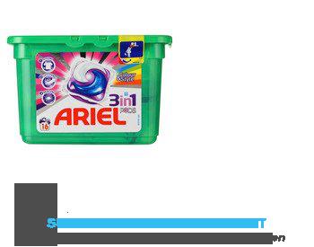 Ariel Wasmiddel 3-in-1 pods color aanbieding