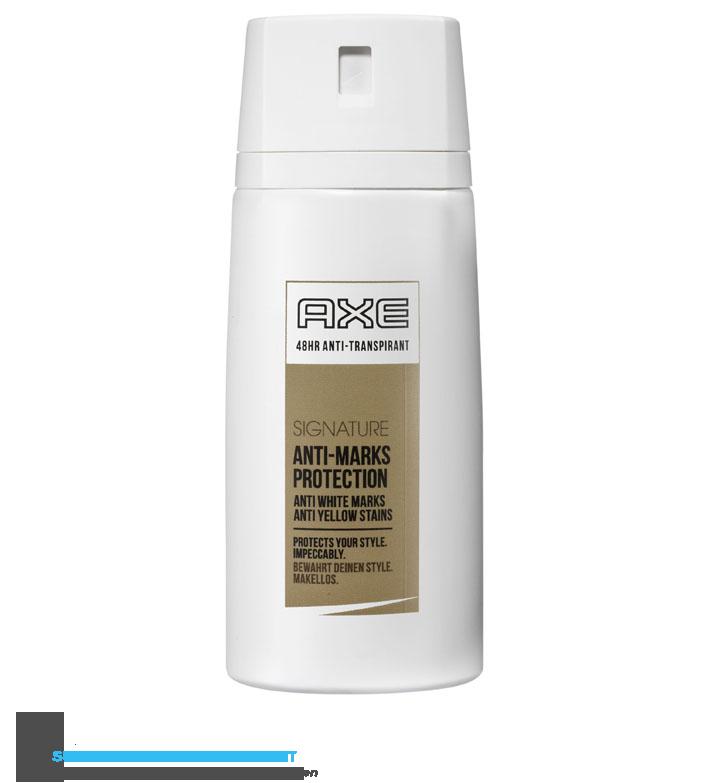 Axe Deodorant spray signature aanbieding