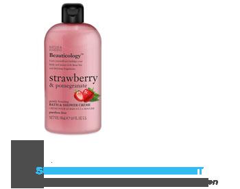 Baylis & Harding Strawberry & pomegranate bath and shower aanbieding