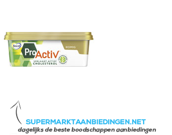 Becel Pro.activ voor op brood romig