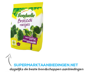 Bonduelle Broccoli aanbieding