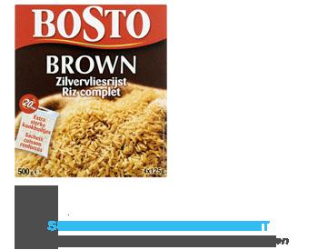 Bosto Bruine rijst kookbuiltje aanbieding