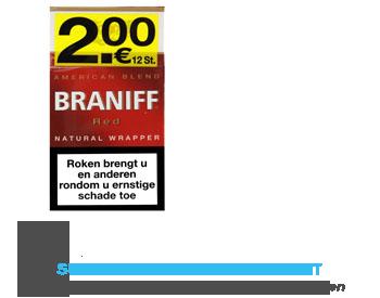 Braniff Red, slof aanbieding