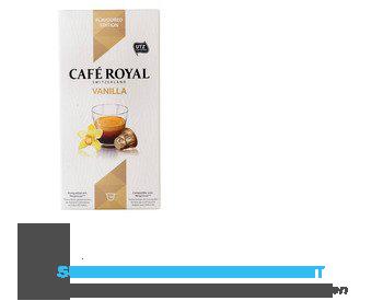 Café Royal Vanilla cup aanbieding