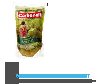 Carbonell Groene olijven met pit aanbieding