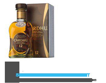Cardhu Single malt Scotch whisky 12 years