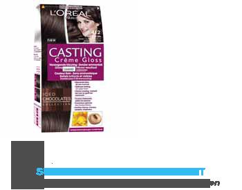 Casting crème gloss 412 Iced cacao aanbieding