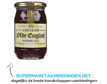 Chivers Olde English marmalade