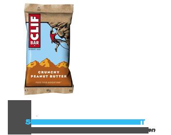 Clif Bar Crunchy peanut butter energy bar aanbieding
