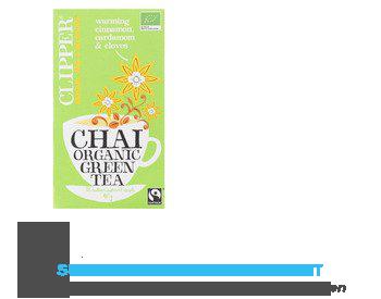 Clipper Organic green tea Chai