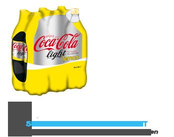 Coca-Cola Light lemon