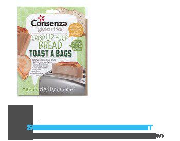 Consenza Toaster bags glutenvrij