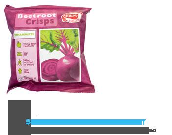 Crispy Beetroot crisps aanbieding