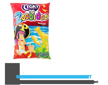 Croky Zoobidoo ketchup aanbieding