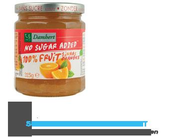 Damhert Sinaasappel confituur suikervrij
