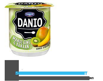 Danone Danio mango-kiwi-banaan