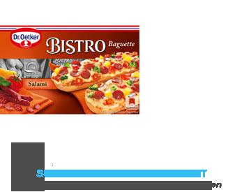 Dr. Oetker Bistro salami aanbieding