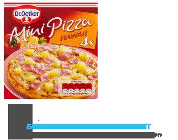 Dr Oetker Mini pizza hawaii aanbieding