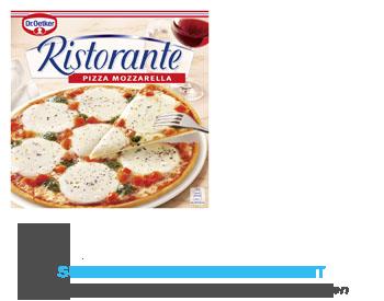 Dr Oetker Ristorante pizza mozzarella aanbieding