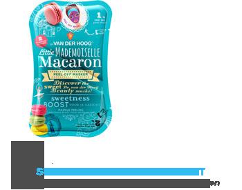 Dr. van der Hoog Little mademoiselle macaron masker aanbieding