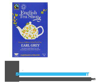 English Tea Shop Earl grey biologisch