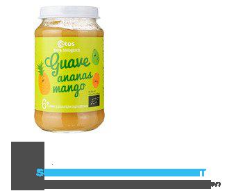 Etos Biologisch guave-ananas-mango 6 mnd aanbieding
