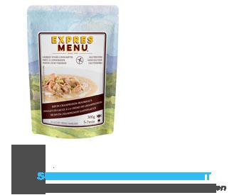 Expres Menu Maaltijd kip met champignons aanbieding