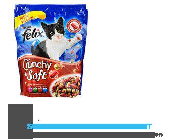 Felix Crunchy & soft rund/kip/groente aanbieding