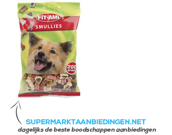 Fit Ami Smullies aanbieding
