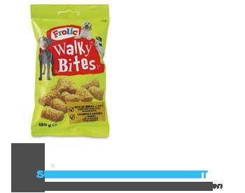 Frolic Walky bites brokjes met vlees aanbieding