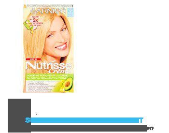 Garnier Nutrisse crème zeer licht nat blond 100 aanbieding