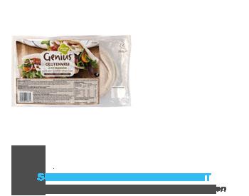Genius Pitta breads glutenvrij aanbieding