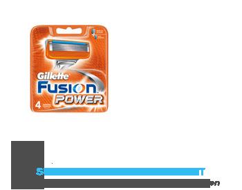 Gillette Scheermesjes fusion power aanbieding