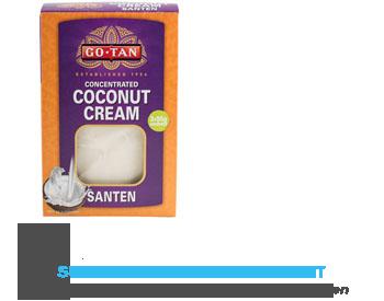 Go-Tan Cocos crème santen aanbieding