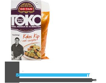 Go-Tan Han's daily toko kokos kip aanbieding
