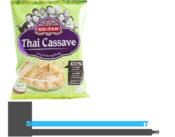 Go-Tan Thai cassave aanbieding