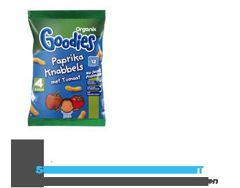 Goodies Knabbels paprika-tomaat 12 aanbieding