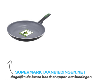 Greenpan Rio koekenpan 24 cm aanbieding